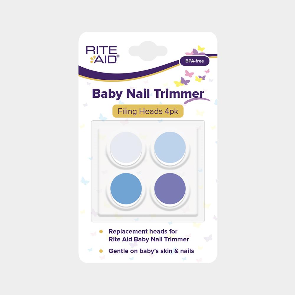 Baby nagelvijl losse opzet stukjes