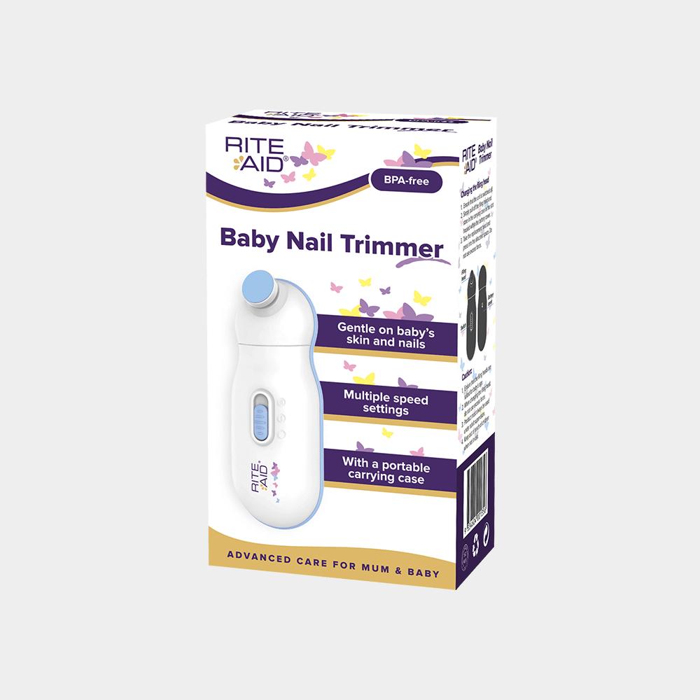 Baby nagelvijl