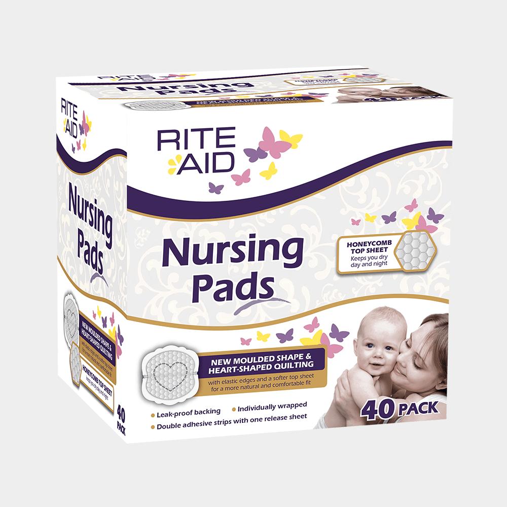 Nursing pads van Rite aid
