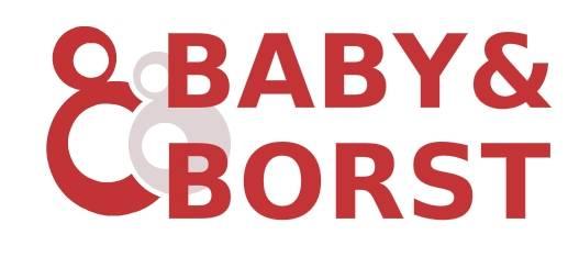 Logo baby en borst